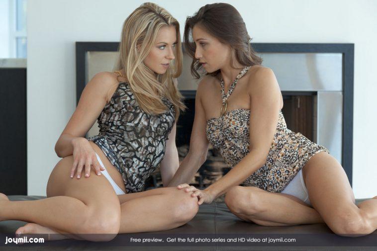 Joymii Celeste & Lena Sweet Afternoon 1