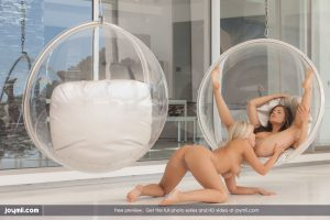 Joymii Miela & Caprice in Crazy Afternoon 9