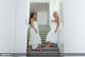 Joymii Ivy & Miela in Twosome Lust 2