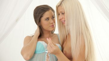 Joymii Caprice and Candy Real Love 6